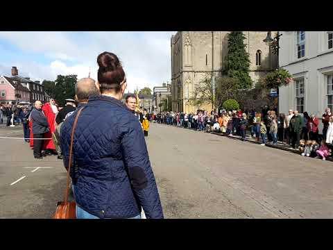 Battle of Britain March Past 17/09/17