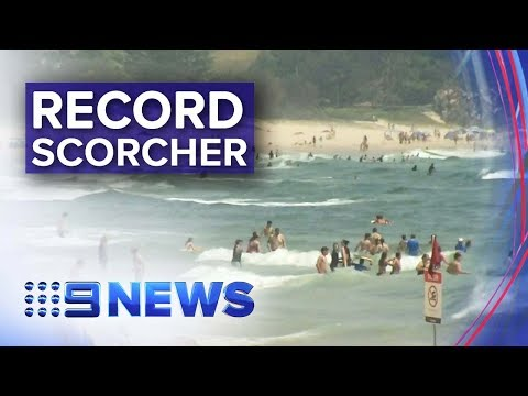 Heatwave Conditions Result In Total Fire Ban Across QLD | Nine News Australia