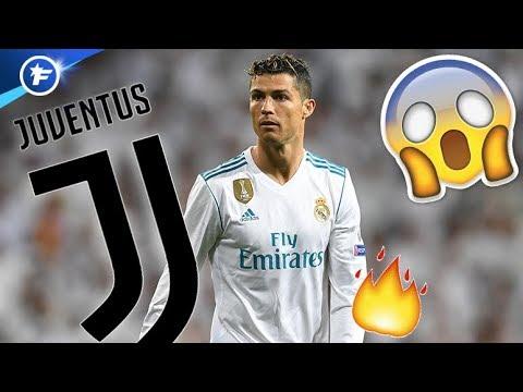 Ca Brule Pour Cristiano Ronaldo A La Juventus Revue De Presse
