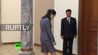 North Korea: Catch a rare glimpse into life as Yo-jong, Kim Jong-un's sister *EXCLUSIVE*