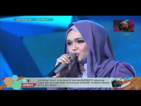 Dato Siti Nurhaliza & Cakra Khan - Seluruh Cinta Live in APM