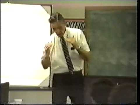 John Boyd Patterns of Conflict Part 1