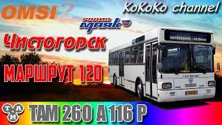 OMSI 2 - Chistogorsk (120) TAM 260 A 116 P ▷ Ko_045