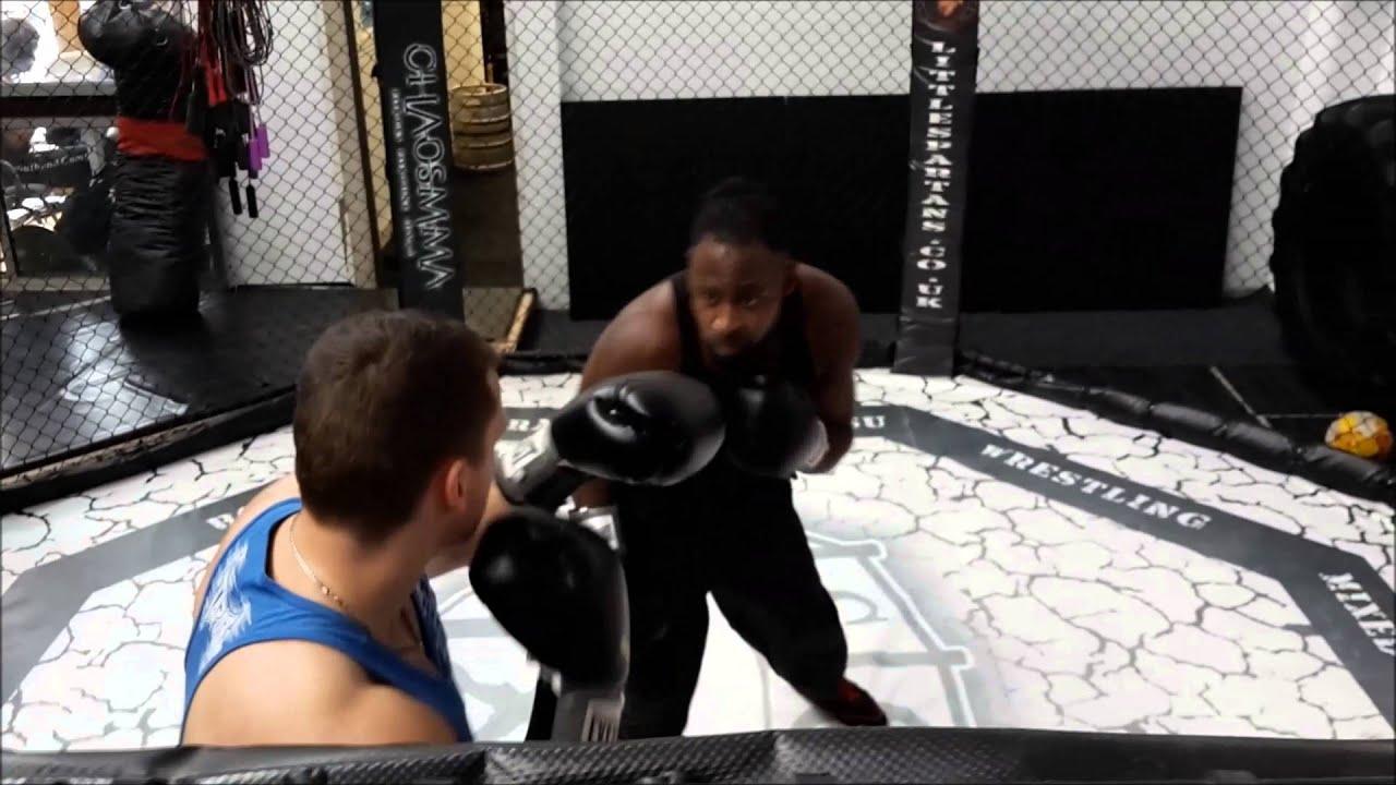 """Jaya Kosa """"The Black Lion"""" Boxing - YouTube"""