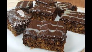 Bol Çikolatalı Unsuz Kek Tarifi I Haşlanmış Patatesli Kek Tarifi I PRATİK ÇİKOLATALI PASTA