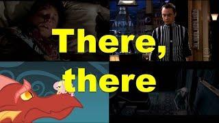 Английские фразы: There, there (примеры из фильмов и сериалов)