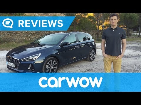 Hyundai i30 (Elantra) 2017 hatchback review | Mat Watson Reviews