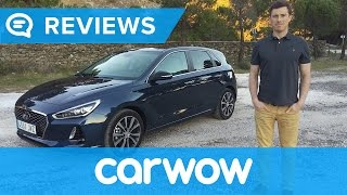 hyundai i30 (Elantra) 2017 hatchback review  Mat Watson Reviews