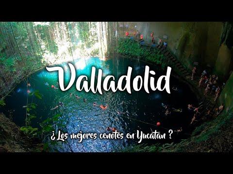 ¿Los mejores cenotes en Yucatán? / Valladolid la mejor guía / 4k / UPXM
