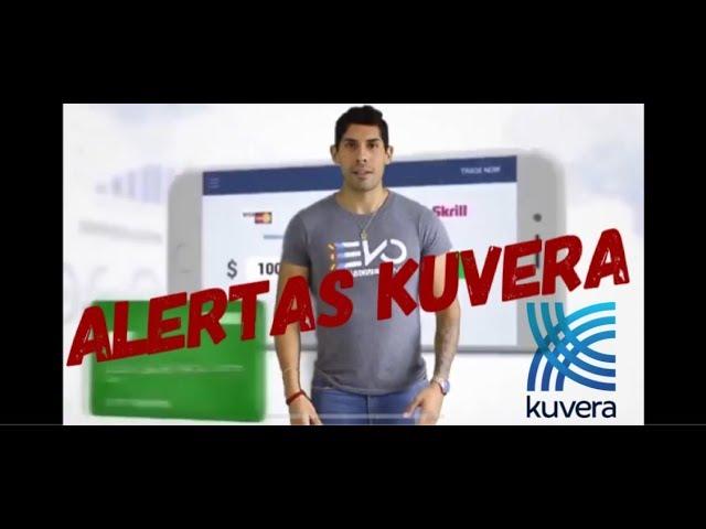 Como meter las alertas de Kuvera en IQ Option