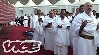 サウジアラビアのメッカはイスラム教の聖地として知られる。毎年ヒジュ...
