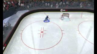 NHL 09 pc shootout trick