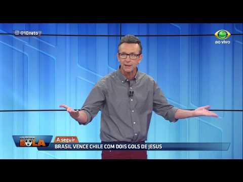 Neto Sobre Argentina: ô Time Ruim!
