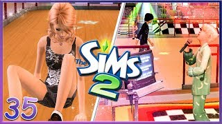 SKATE NIGHT! (we get pick pocketed...)  | The Sims 2 // #35
