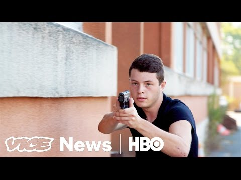 How France Has Changed One Year After The Paris Terrorist Attack (HBO)