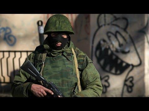 La crisis en Crimea en menos de tres minutos