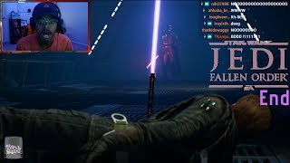 10/10 GAME! | Star Wars Jedi: Fallen Order | Final Episode