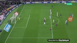 gol de suarez barcelona vs leganes