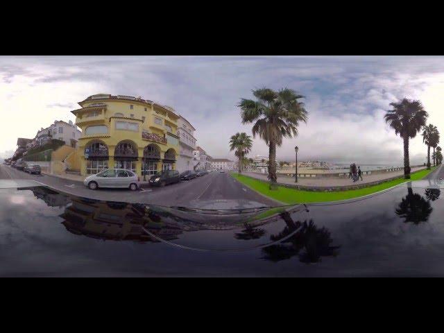 Тест-драйв Skoda Superb // АвтоВести 360° VR