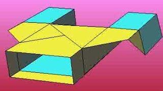 Ketch Paper Airplane
