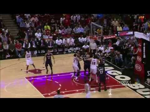 Jimmy Butler Drops 29 AND the Game-Winner on the Hawks