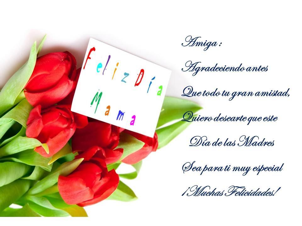 Feliz Dia De Las Madres Feliz Dia Amiga Youtube