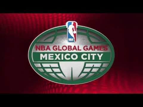 NBA Global Games: Mexico City- A Look Back