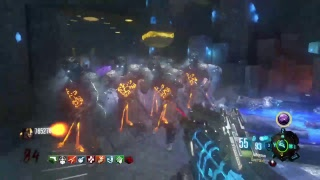 ORIGINS REMASTERED ROUND 70-85 GAMEPLAY- Call of duty Black ops 3 zombies chronicles live stream!