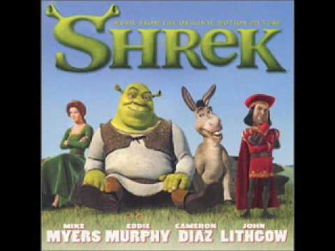 Shrek Soundtrack   13. John Powell - True Love's  First Kiss
