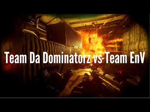 Team Da Dominatorz vs Team EnV - Genetic Gaming Ramadan Tournament.