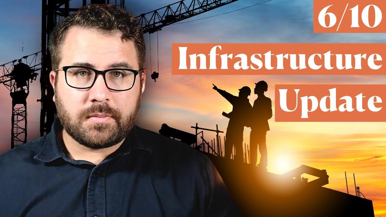 6/10 Infrastructure Update: No Deal (American Jobs Plan)