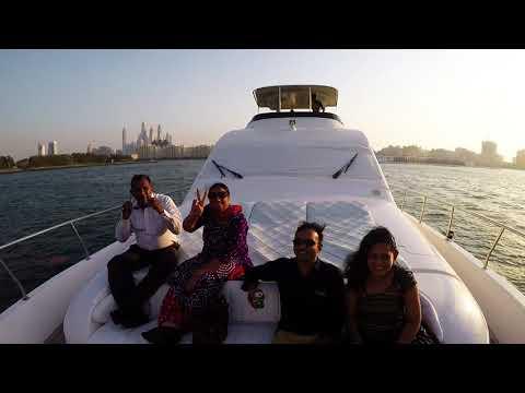 Dubai Group Tour Aug 2017 Part 1