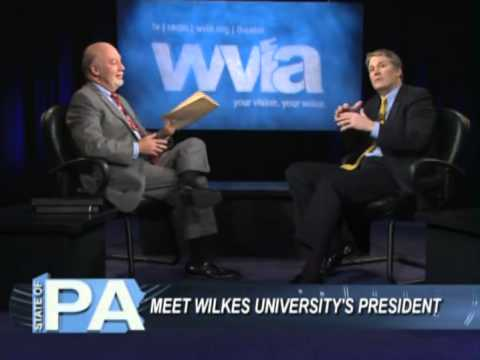WVIA State of Pennsylvania - Dr. Patrick F. Leahy