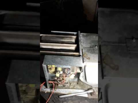 Rice rv  restoration furnace cleaning