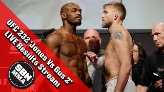 LIVE! UFC 232 Streaming Updates For Jon Jones Vs. Alexander Gustafsson 2 PPV