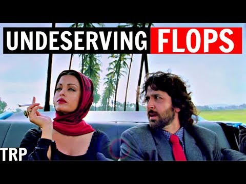 10 Spectacular Bollywood Movie Failures That Deserve A Second Chance