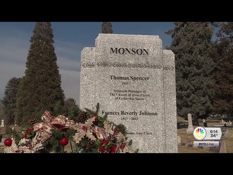 Thomas S. Monson to be buried next to his wife in the SLC Cemetery