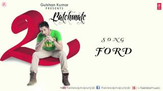 Ford song by jassi gill || batchmate 2