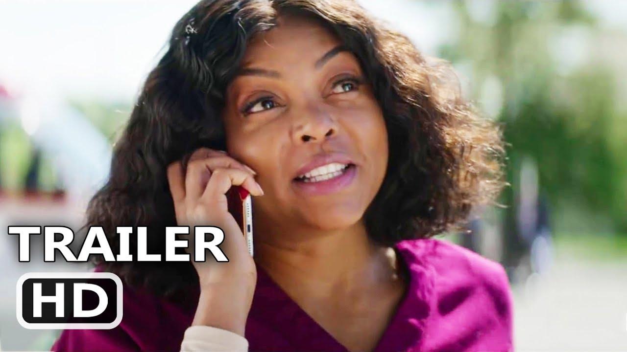 COFFEE & KAREEM Official Trailer (2020) Taraji P Henson, Ed Helms Netflix Movie HD