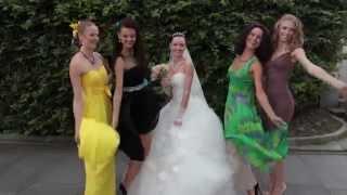 Лена Дима ролик свадьбы
