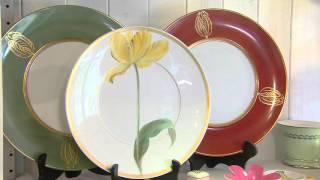 Semaine de l'artisanat : la peinture sur porcelaine