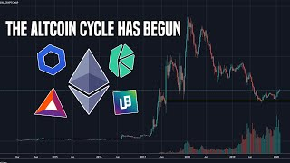 The Altcoin Cycle Has Begun | Which Plays Will Lead The Way?