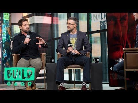 "Gerard Butler & Donovan Marsh Discuss Navy Influence On ""Hunter Killer"""
