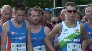 Stationloop Ommen Dalfsen Start en Finish 2017