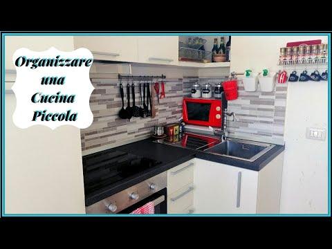 Come ORGANIZZARE una CUCINA PICCOLA | 15 Consigli | Giulia Pollon