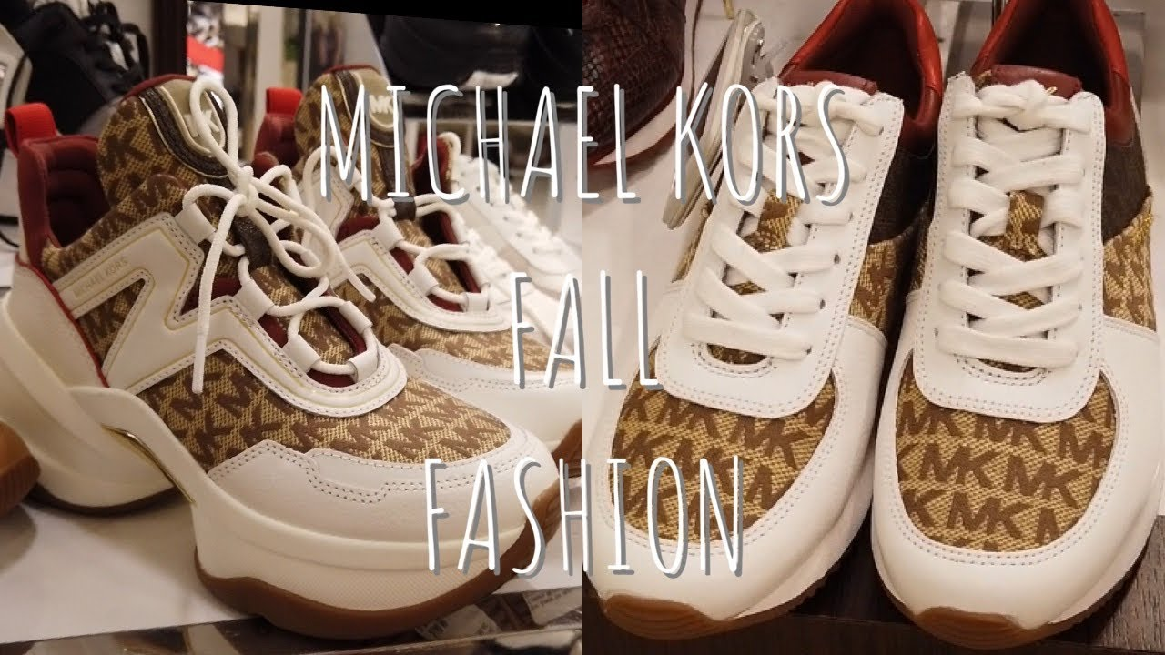 MICHAEL KORS #SHOES NEW #MK FALL