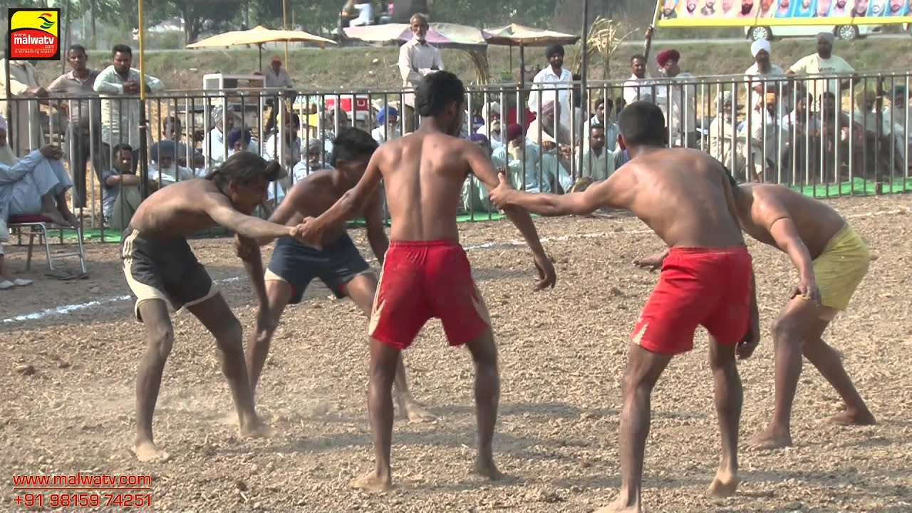 DHIANPUR (Ropar) !! KABADDI CUP - 2015 !! 65 Kgs. FINAL !! Full HD !!