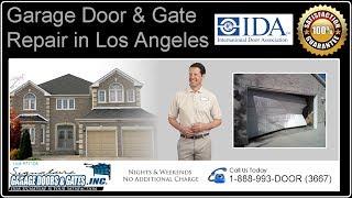 Garage Door Repair | Los Angeles Service - Company (signature Garage Door & Gate Repair)
