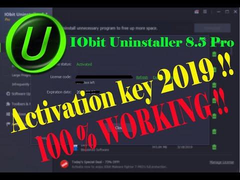 iobit uninstaller not working