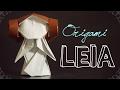 How to make an origami Leia (Tadashi Mori)
